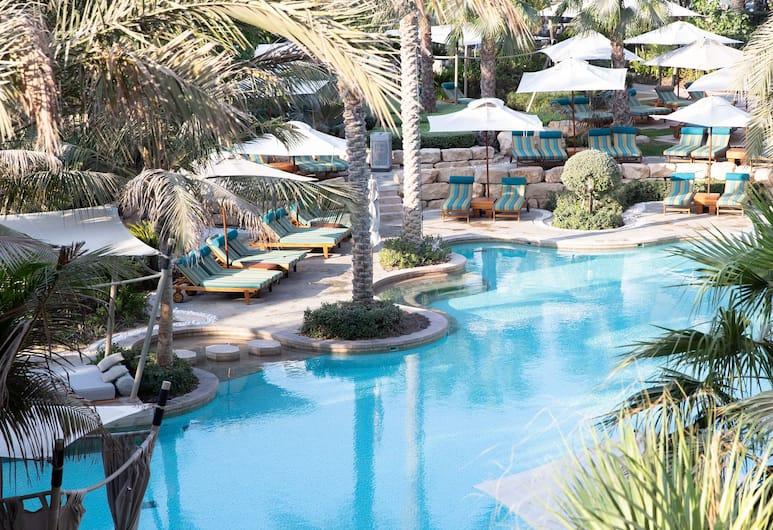Jumeirah Al Naseem, Dubajus, Lauko baseinas