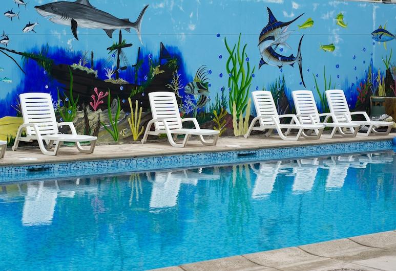 蒙特里哥上尉酒店, 蒙特里科, 室外泳池