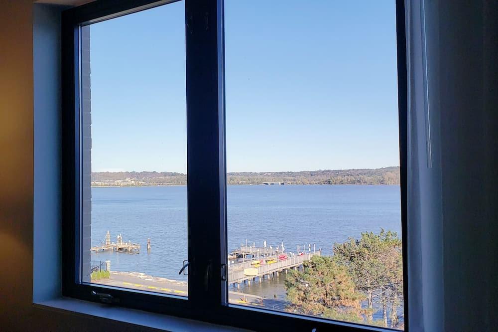 Premium-værelse - 1 kingsize-seng - hjørneværelse (Potomac View) - Udsigt fra værelset