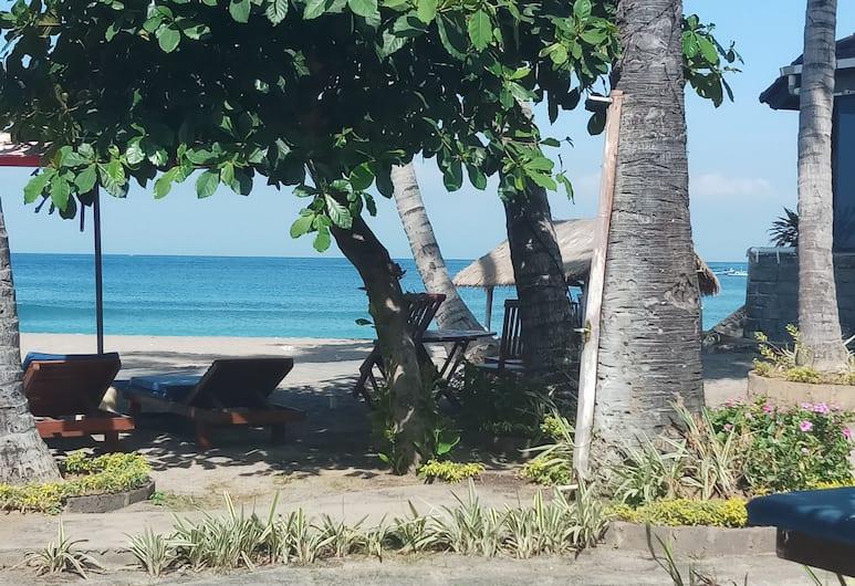 Bintang Beach Villas, Karangasem, Bãi biển