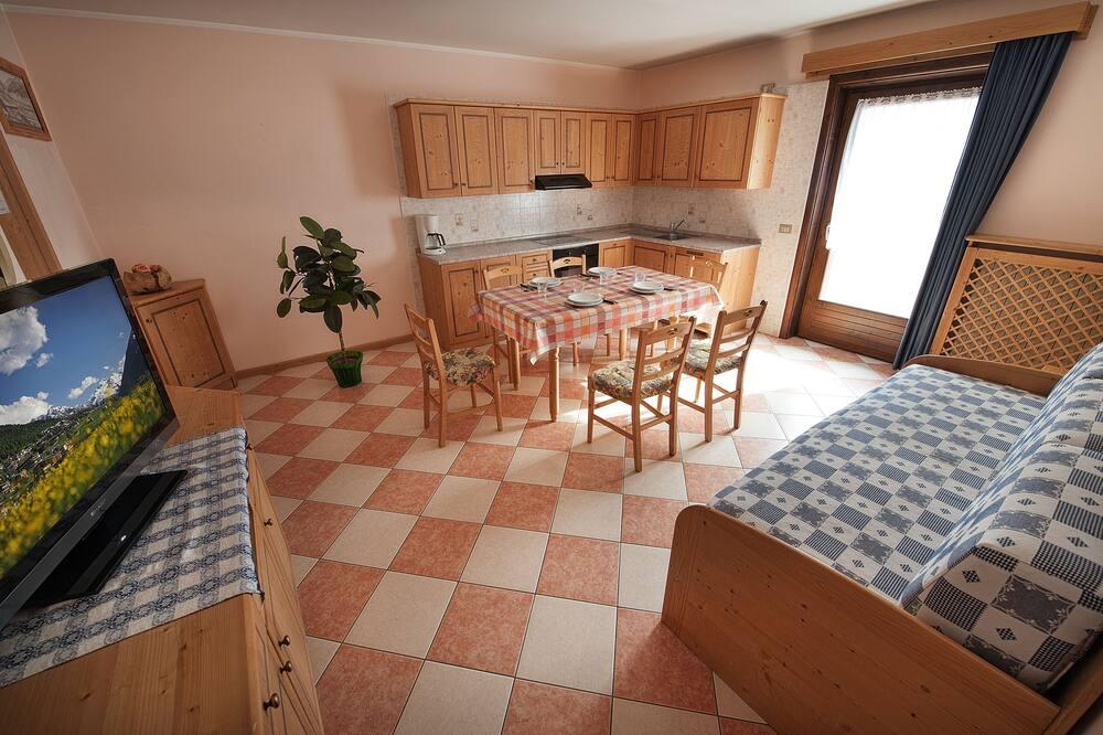 Apartamentai (5 people) - Svetainė