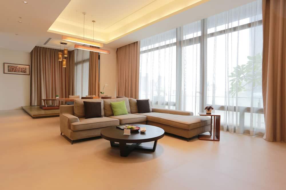 Premier-Suite, mit Bad, Executive-Etage - Zimmer