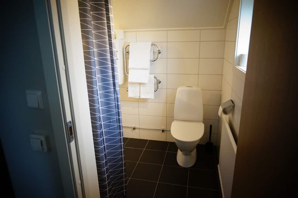Small Double Room - Bathroom