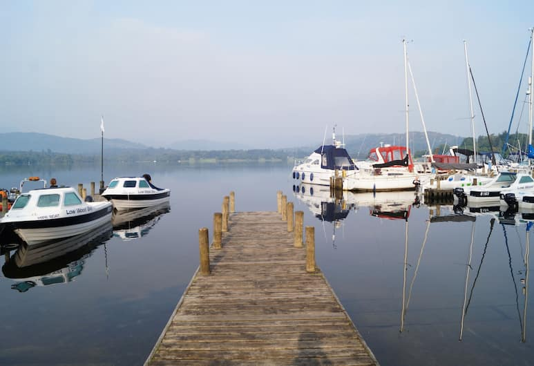 The Archway Guesthouse, Windermere, Boating