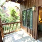 Cabaña Deluxe, 2 habitaciones - Balcón