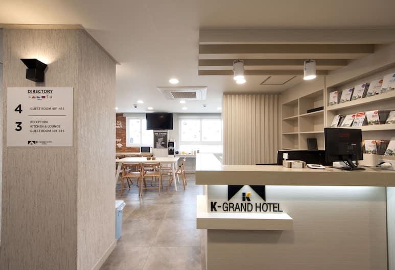 首爾 K 大酒店旅館, 首爾