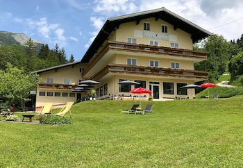 Selline näeb välja Hotel Kronenhirsch, Salzburg