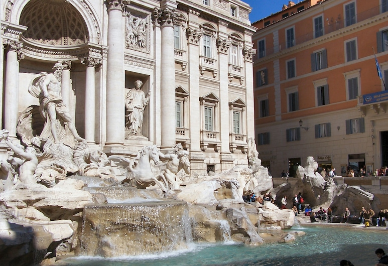 Rome Vatican Suite, Rom, Deluxe Double or Twin Room, Pemandangan Bandar