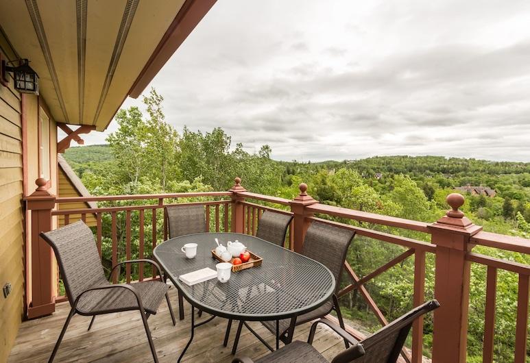 銀盤 RVMT 飯店, 特姆布朗特山, 公寓客房, 3 間臥室 (212-6), 陽台