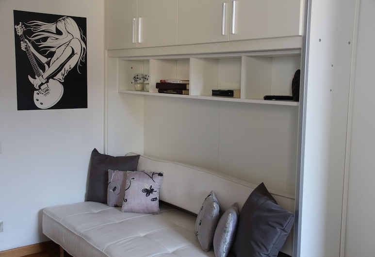 Appartamento Musica, Bologna, Deluxe Apartment, Living Room