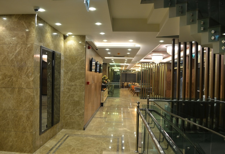 Guler Park Hotel, Bursa, Lobby