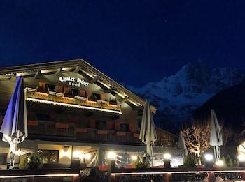 Foto del Chalet Hotel le Castel en Chamonix-Mont-Blanc