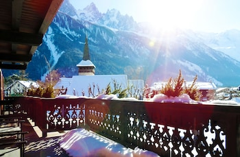 Picture of Chalet Hotel le Castel in Chamonix-Mont-Blanc