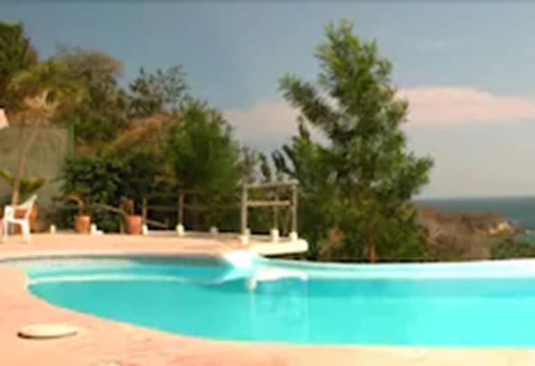 Hotel Playa Fandango, Santa María Huatulco, Piscina al aire libre