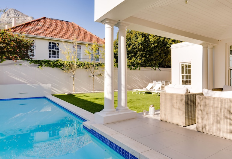 Cloud House, Cape Town, Outdoor Pool