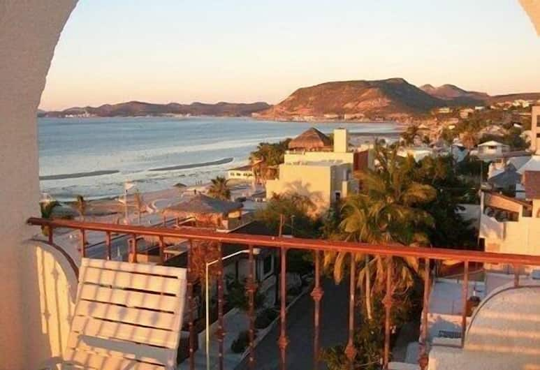Las Gaviotas Resort, Ла-Пас, Two-Bedroom Suite with Ocean View-2nd Floor, Вид из номера