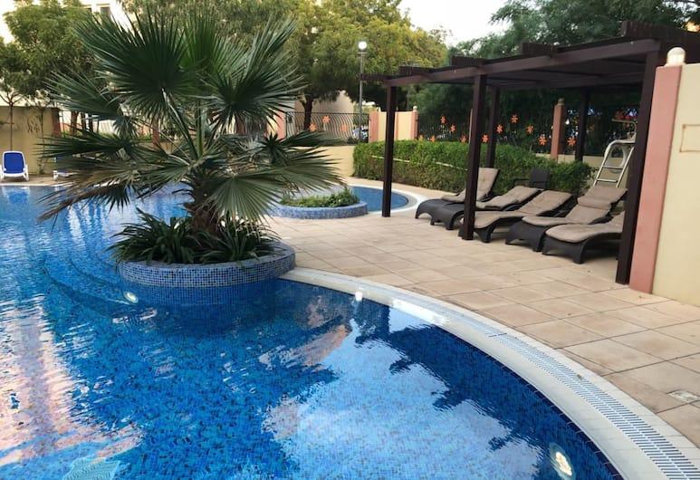 Parkside Suite Hotel Apartments, Dubajus, Baseinas