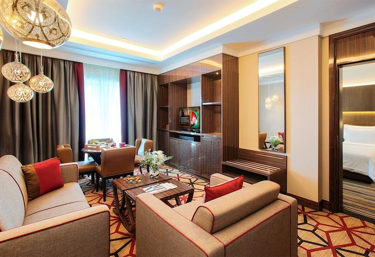 dusitD2 kenz Hotel Dubai, Dubai, Executive Suite, Guest Room