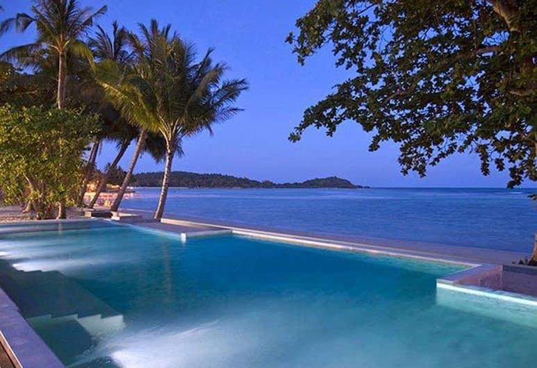蘇梅島喬拉渡假村, 蘇梅島, 室外泳池