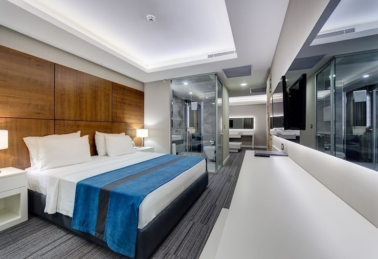 The Menord Hotel, Mersin, Executive-Suite, Zimmer