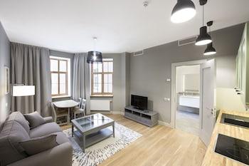 Foto van Riga Lux Apartments - Skolas in Riga