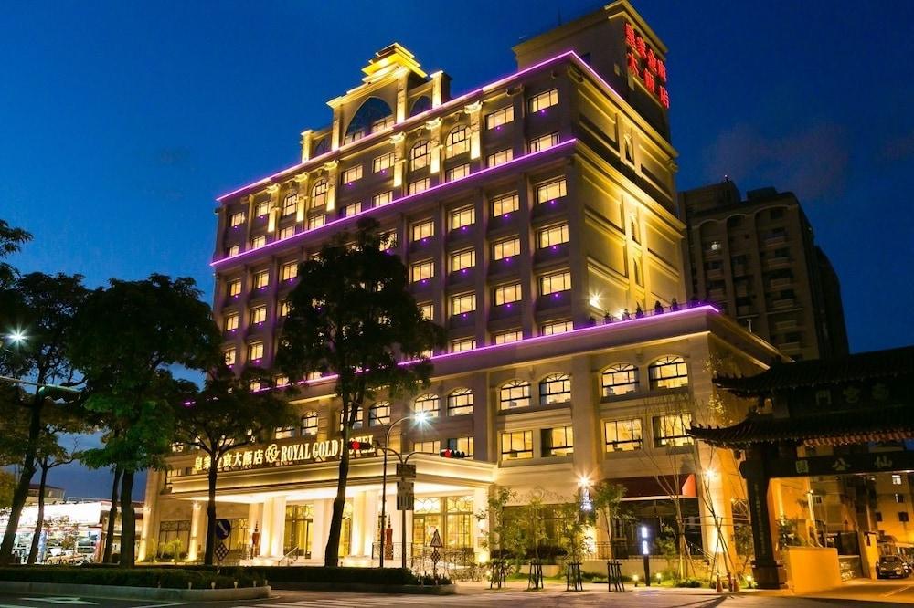 Royal Gold Hotel, Kaohsiung