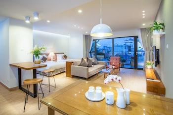 Hanoi — zdjęcie hotelu Dream Hotel & Apartment