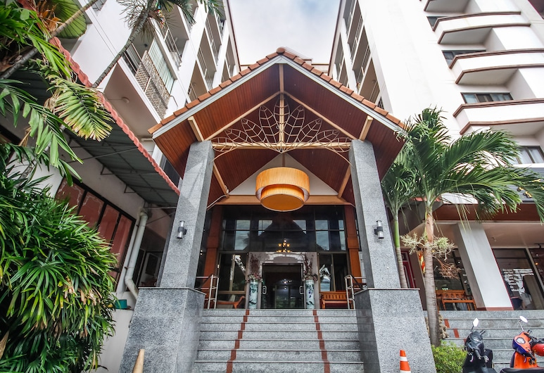 Phusuang Place, Chiang Mai, Hotel Front
