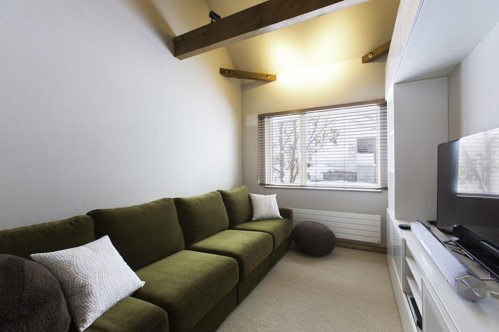 Maison, plusieurs chambres (3 Double, 6 Single, 6 bunk beds) - Salle de séjour