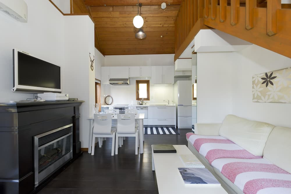 Cottage, 1 Bedroom (+ Loft) - Ruang Tamu