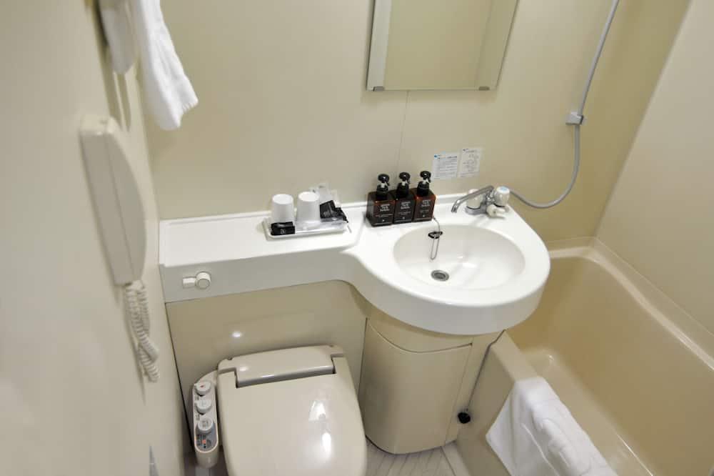 Twin Room, Non Smoking (PARKING Unavailable) - Bilik mandi