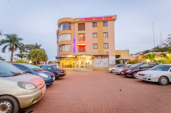Foto van Hillside Plaza Hotel in Kampala