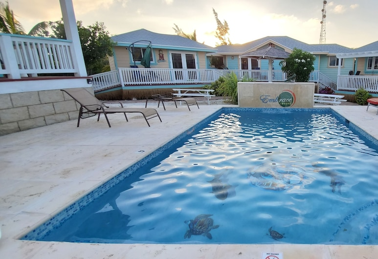 EMBRACE Resort, Isla Staniel Cay, Piscina al aire libre