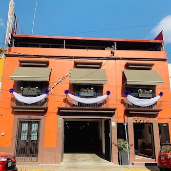 Foto di Hotel Jiménez a Oaxaca