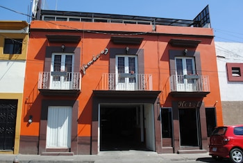 Bild vom Hotel Jiménez in Oaxaca