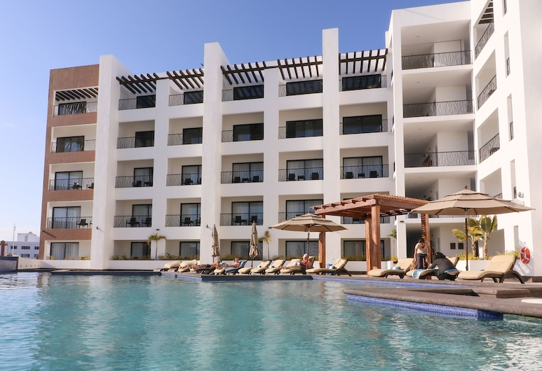 Medano Hotel and Suites, Cabo San Lucas, Piscine