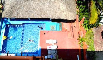 Hình ảnh Hotel Marbella Playa Larga tại Zihuatanejo
