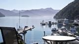Sélectionnez cet hôtel quartier  Picton, Nouvelle-Zélande (réservation en ligne)