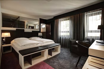 A(z) Hotel Bliss Frankfurt hotel fényképe itt: Frankfurt