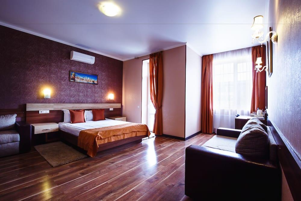 חדר סופריור זוגי - חדר אורחים