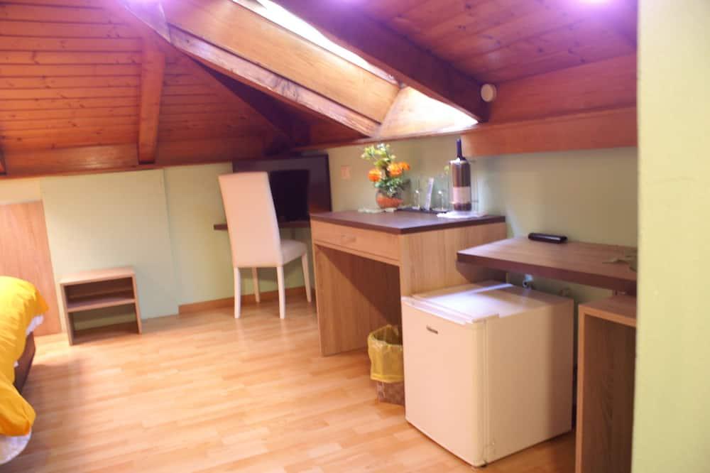 Rodinný pokoj (Rifugio) - Obývací prostor