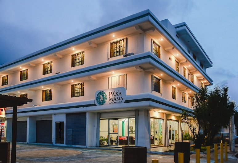 Pa'Xa Mama Hotel Boutique, Cancun, Fassaad
