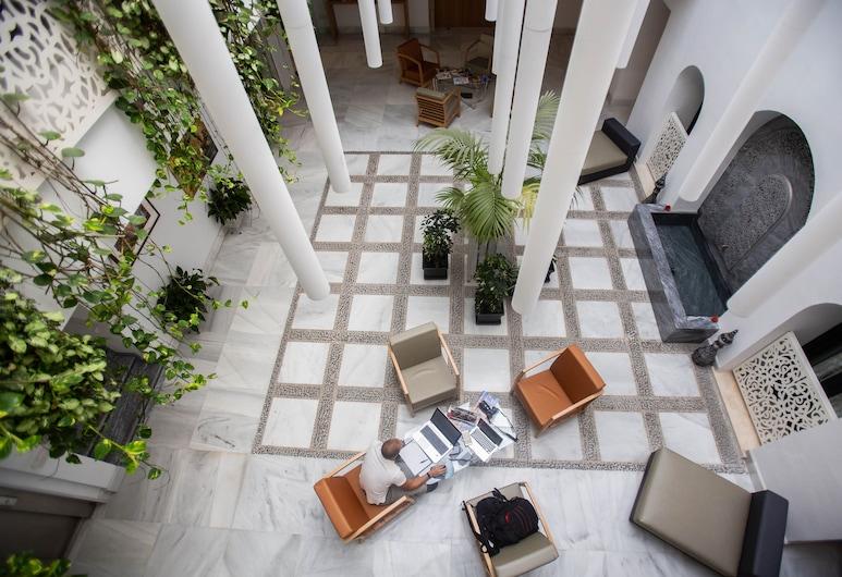 Soho Boutique Capuchinos Hotel, Córdoba, Lounge i lobbyn