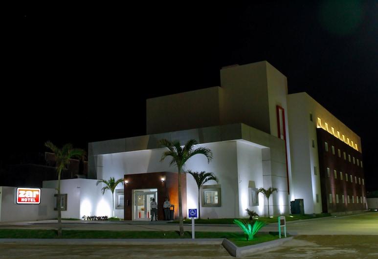 Hotel Zar Coatzacoalcos, Коацакоалькос, Фасад готелю (вечір/ніч)