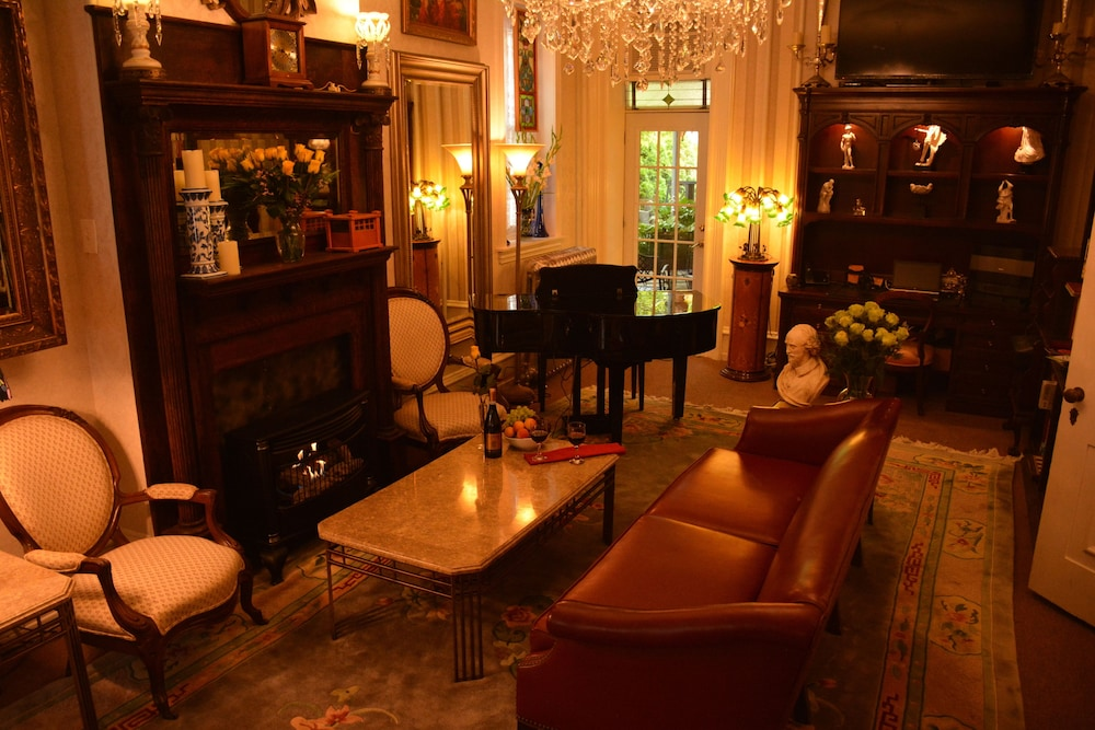 Manayunk Chambers Guest House Philadelphia Interior Entrance