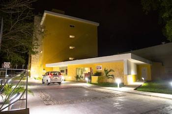 Mynd af Hotel Zar Mérida í Merida