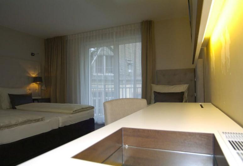 Hotel Europa Style, Frankfurt, Classic Üç Kişilik Oda, Oda