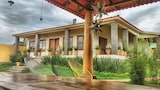 hôtel Tzintzuntzan, Mexique