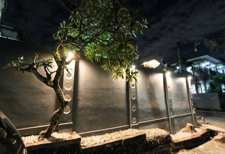 Clamonic House, Nusa Dua, Eingangsbereich