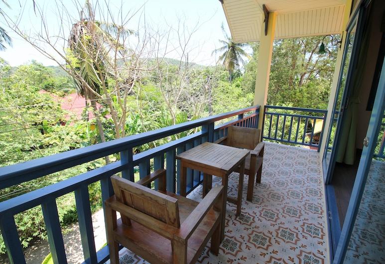Baan Patcharintorn Samui, サムイ島, Deluxe Suite with Balcony 5, バルコニー